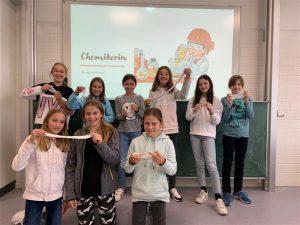 Girls-Power – Unsere FORSCHERINNEN- AG